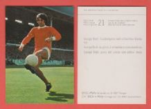 Manchester United George Best Northern Ireland 21